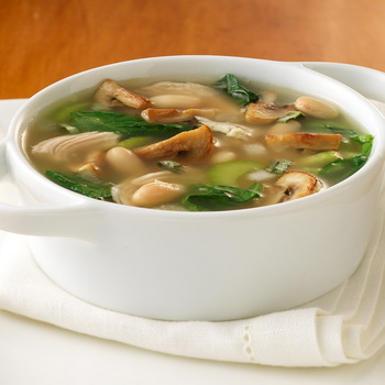 домашние рецепты грибной суп из