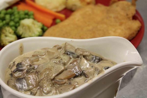 Грибные соусы: простые и вкусные рецепты