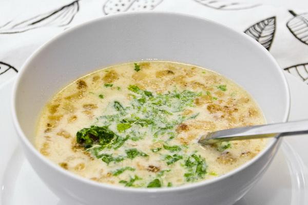 Домашние супы с грибами: рецепты приготовления