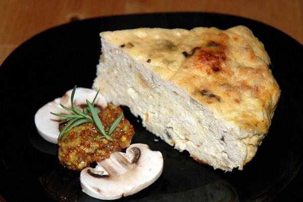 Вкусные блюда из свежих шампиньонов