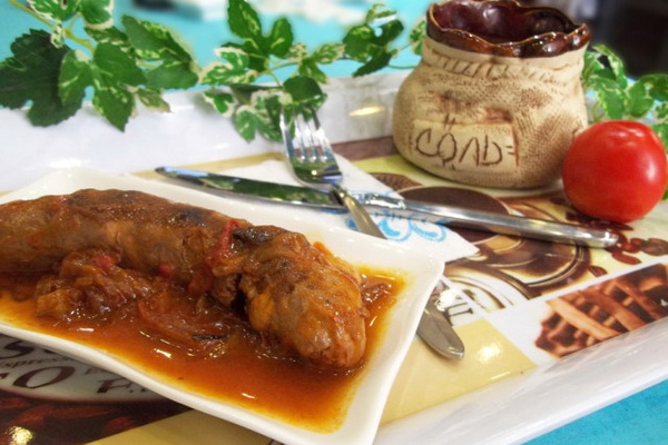 Вкусные блюда из грибов с мясом или курицей