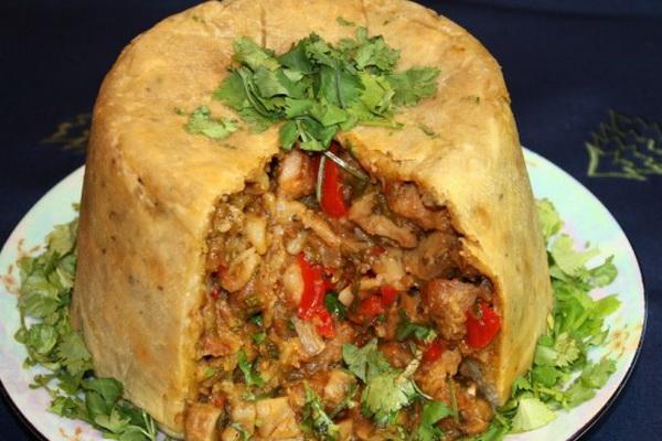 Рецепты вкусных блюд из сушеных грибов