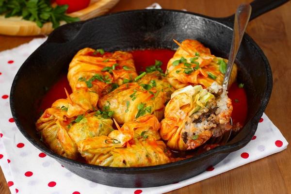 Что приготовить из грибов и капусты: рецепты блюд