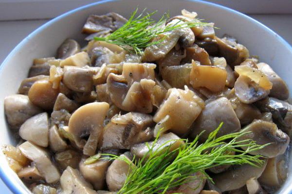Вкусные блюда из грибов с картофелем: рецепты приготовления