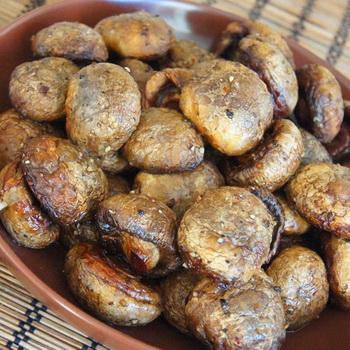 Рецепты блюд из запеченных грибов