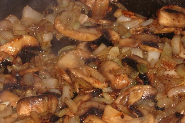 Готовим грибы польские